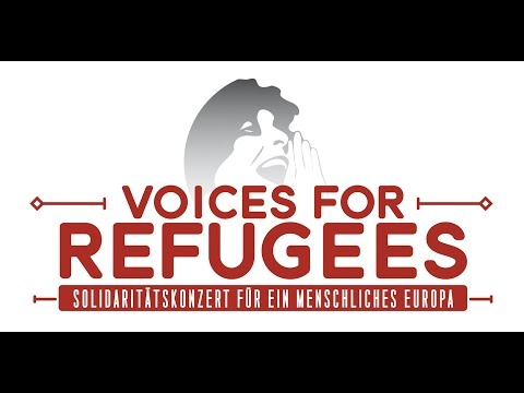 Voices for Refugees (Ganze Show) HD