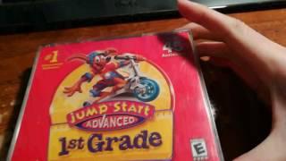 Jump Start Advanced First Grade 3 Disc Set Educational Homeschool CD ROM Learning
