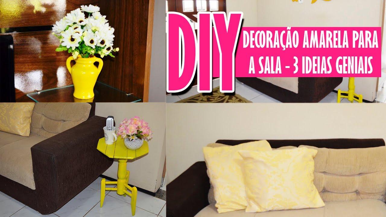 Decorao Sala Pequena Simples Decorao De Sala Pequena Com Tapete  -> Decoracao De Sala Pequena Vermelha E Amarela