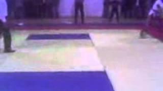 Samir Hesenov Elbeyaxa doyus Final- Intiqam Hesenov 2009