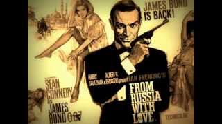 Medley of James Bond - John Barry & London Symphony Orchestra