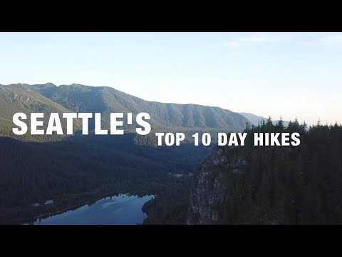 Top 10 Day Hikes from Seattle