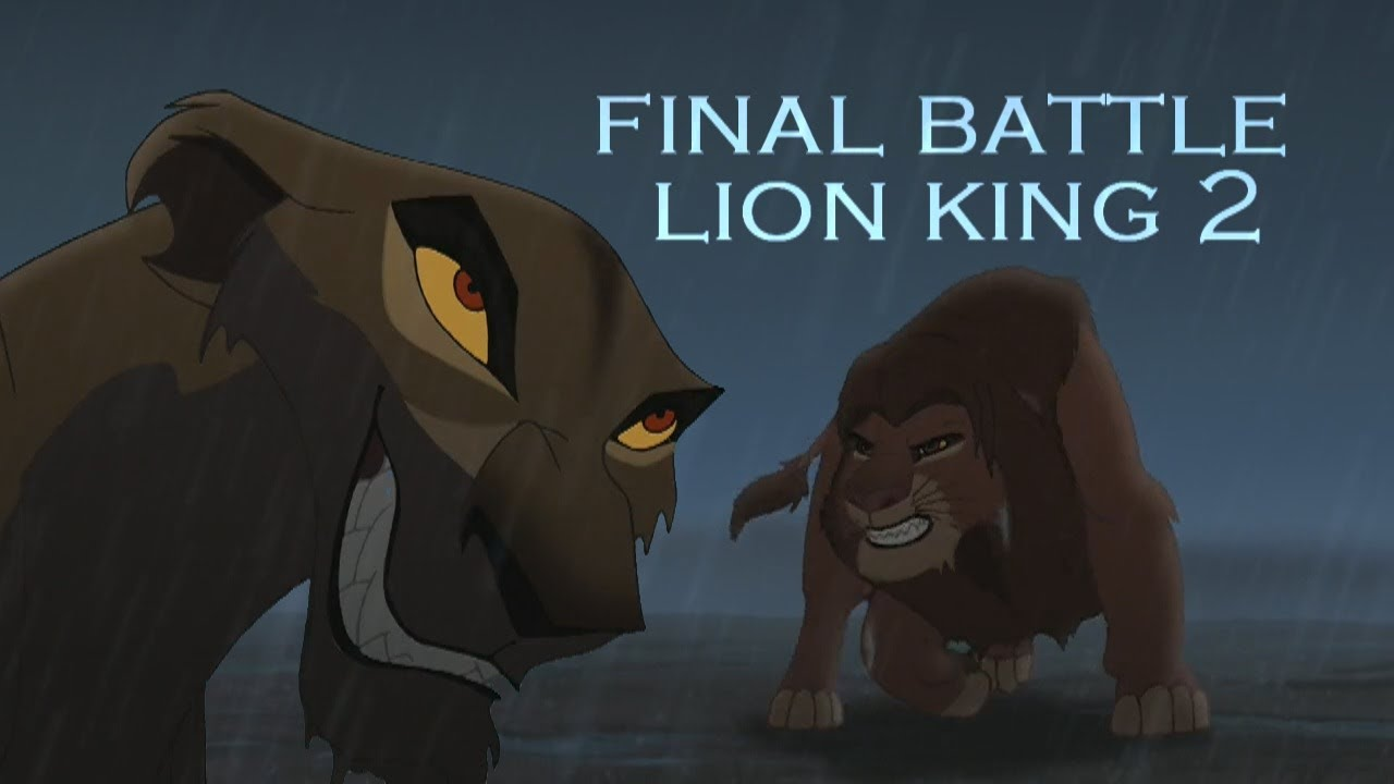 Download The Lion King 2 Simba's Pride - The Final Battle (HD)
