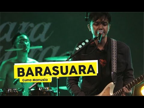 [HD] Barasuara - Guna Manusia (Live At SPARKFEST #9 Universitas Atma Jaya)