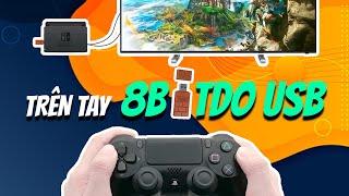 Hướng Dẫn Chơi Game Nintendo Switch Bằng Tay Cầm PS4, Xbox...