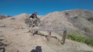 Wearing Down Brake Pads At Loma Linda MTB Trails