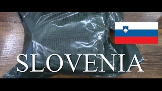 MRE Review: Slovenia  ~Contents & Breakfast~