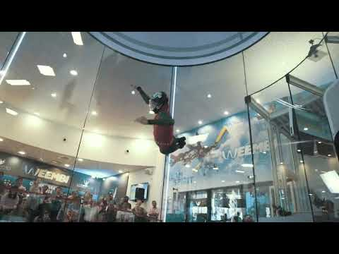 FAI World Indoor Skydiving Championships 2019 - Day 2