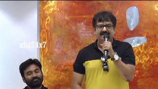 VIP 2 Sucess Meet   Vivek   Request Film Industry to support Social Cause   nba 24x7