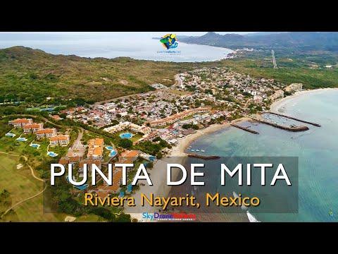 Great view of Punta de Mita, Riviera Nayarit, Mexico