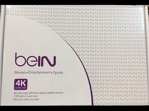 نظرة على جهاز Bein 4k Media Server