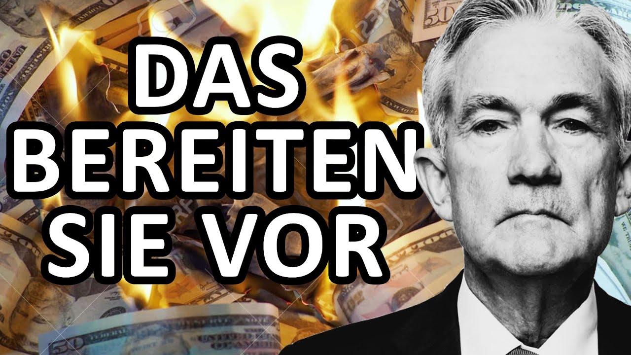 Banken Bereiten Sich Auf RESET DES FINANZSYSTEMS Vor (Geld verdienen & Bargeld abschaffen)