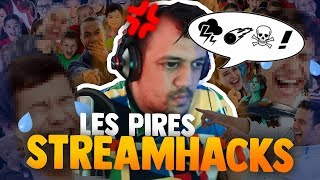 LES PIRES STREAMHACKS de THEKAIRI78 & KENNY ! (sur Fortnite Battle Royale)