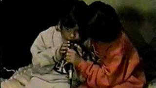 BLUE MOON - Mico & Coco-j DUET 1996