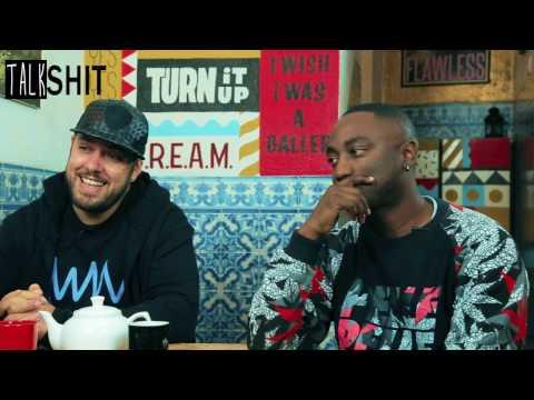Sam the Kid | TALK SH*T #04 | Hip Hop Talk Show Interactivo