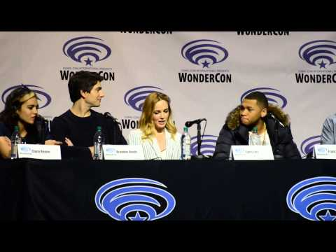 DC Legends of Tomorrow Wondercon 2016 Panel