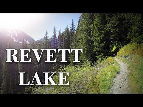 Lets go for a Hike | Revett Lake Idaho