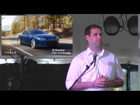 JB Straubel: Inspiring Leaders in Sustainable Technology at The Energy Fair