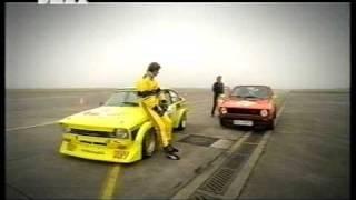 Opel Kadett / Astra OPC gegen VW Golf GTi ( DMAX-Tv )