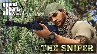The Sniper - GTA 5 movie