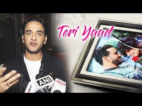 Vikas Gupta At Teri Yaad Song Launch Party | Anita Hassanandani, Rohit Reddy