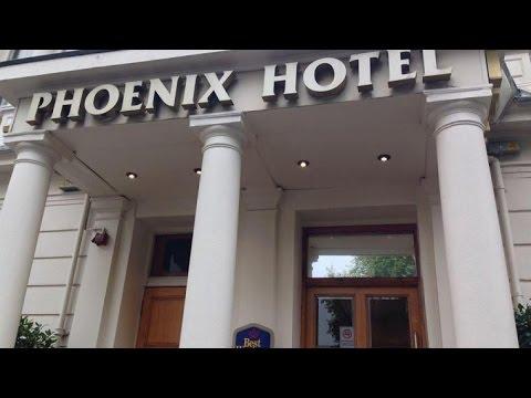 PHOENIX HOTEL LONDON, 1-8 KENSINGTON GARDENS SQUARE, SEPTEMBER 2015