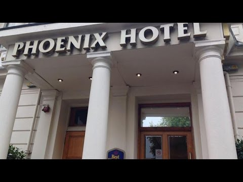 PHOENIX HOTEL LONDON, 1-8 KENSINGTON GARDENS SQUARE, SEPTEMBER 2015