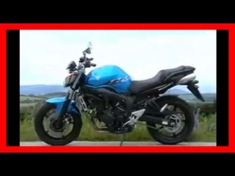 Yamaha FZ6-N Spec 2  ´07 test ride / Fahrbericht