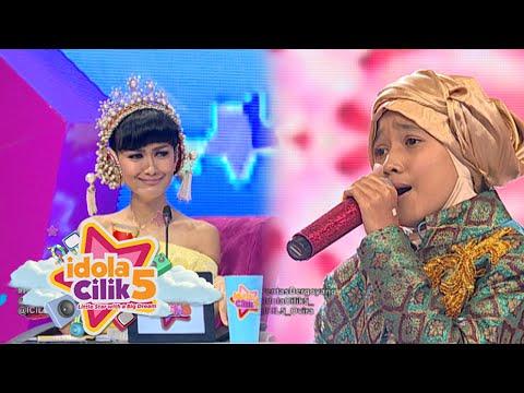 Ovira Nyanyi 'Laila Canggung' Buat Kak Jupe Tertantang [Idola Cilik 5] [6 Feb 2016]