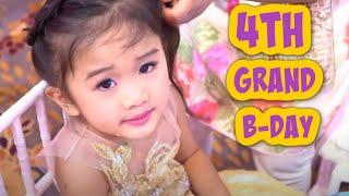 Rachel's Grand Princess Birthday Party