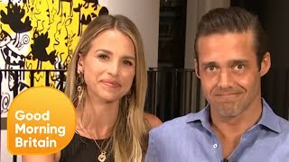 Spencer Matthews Admits He Has a Man Crush on Piers Morgan | Good Morning Britain