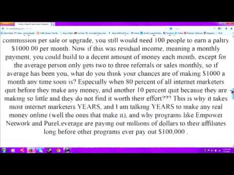 Learn How To Create A Sustainable Income Online