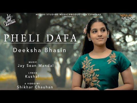 pheli-dafa-(official-video)-deeksha-bhasin-|-voice-of-bareilly-2-|-latest-|-mfiaas-studioz-|-2019