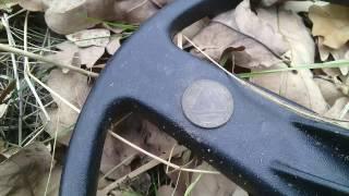 Коп с металоискателем Терминатор-м от Фортуны.День советских монет и серебро