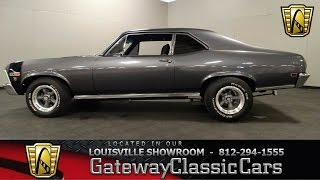 1968 Chevrolet Nova - Louisville Showroom - Stock #1048