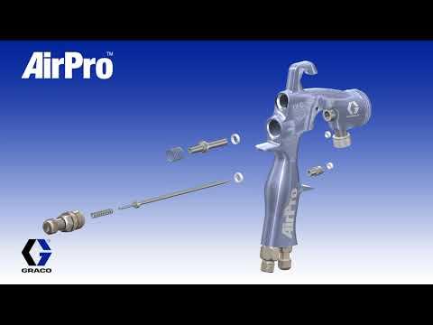 AirPro Spray Gun - Parts