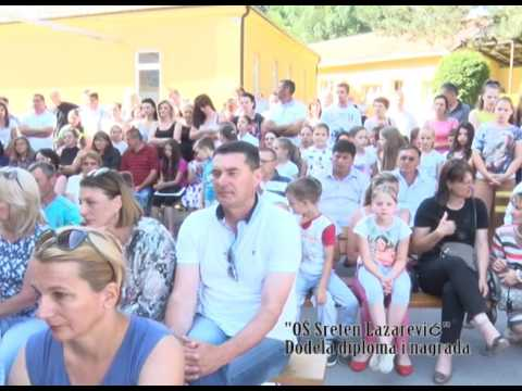 OS Sreten Lazarevic Prilike kraj skolske godine