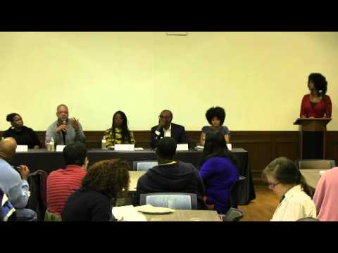 Vanderbilt Divinity School - Afrofuturism in Black Theology: Panel