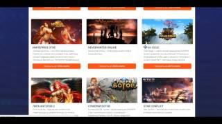 Coinsup   сайт для заработка денег в вашу любимую игру!