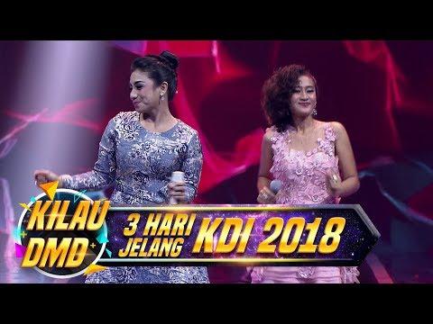 Cantik BANGET! Siti Dan Lola KDI [MAKAN DARAH] - Kilau DMD (13/7)