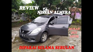 Review Nissan Almera Bekas BB bagi orang awam
