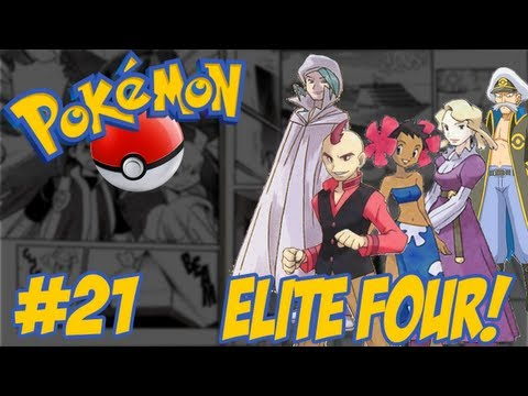 Pokémon Emerald - Temos que Pegar #21 / A Liga Pokémon / Elite Four!!