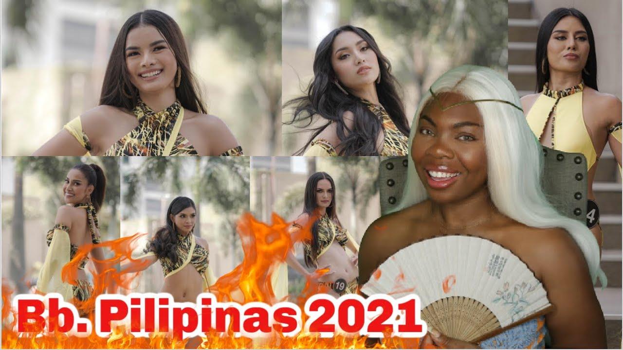 Download Binibining Pilipinas 2021 Swimwear
