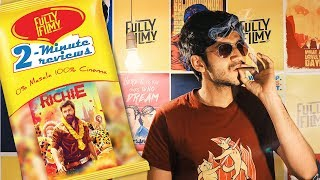 connectYoutube - Richie - 2 Minute Review | Nivin Pauly | Shraddha Srinath | Fully Filmy