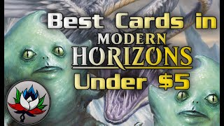 Top 5 Best Modern Horizons Cards Under $5 – A Financial Analysis for Magic: The Gathering!