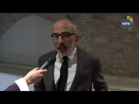 #IJF18 - Interview with Riccardo Staglianò: la gig economy e il precariato