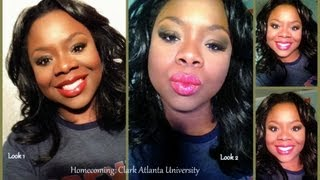 Homecoming Makeup Tutorial : CAU Thumbnail