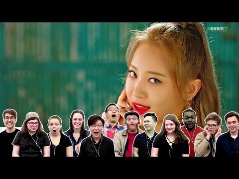 Classical Musicians React: Girl's Day 'I'll Be Yours'