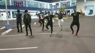 bg dancers new steps on blackpanter