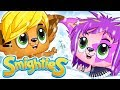 Smighties - Frozen Day's Adventures and Ice Cream Surprise  | Funny Cartoon Video | Videos for Kids
